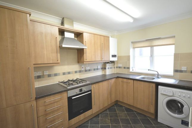 Thumbnail Flat to rent in Burghley Road, Peterborough