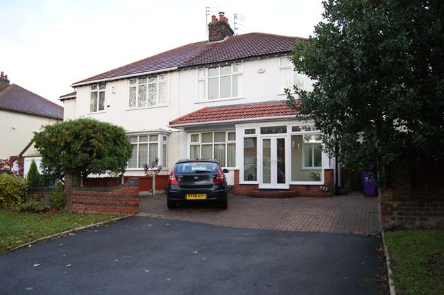Thumbnail Flat to rent in Woolton Road, Childwall, Liverpool
