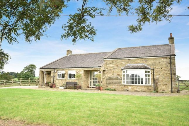 Thumbnail Detached bungalow for sale in Catterick, Richmond