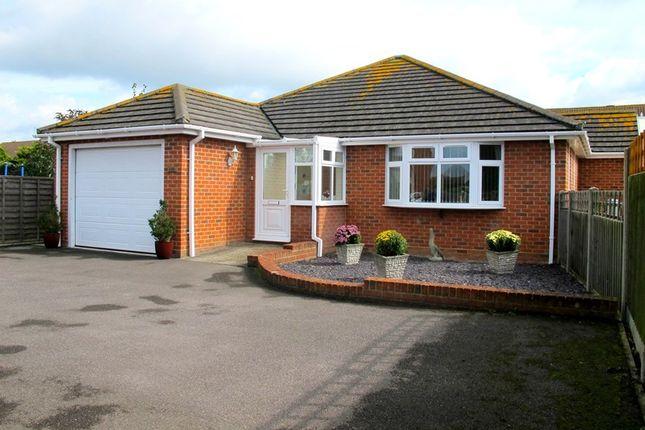 Thumbnail Detached bungalow for sale in Stubbington Lane, Stubbington, Fareham