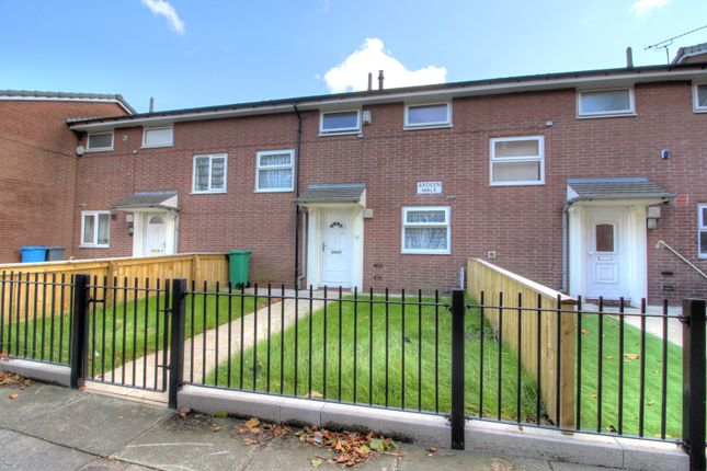 3 bed terraced house for sale in Ardeen Walk, Manchester