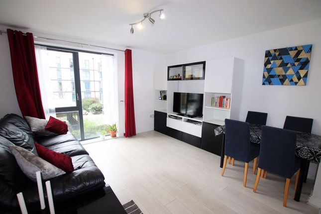 2 bed flat for sale in Charcot Road, London NW9
