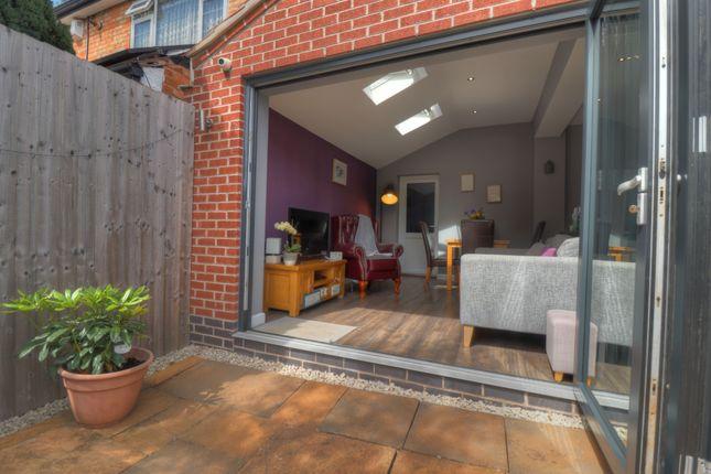 Bi-Folding Doors of Scraptoft Lane, Humberstone, Leicester LE5