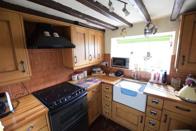 Kitchen of High Street, Pevensey BN24