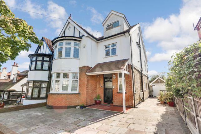 Thumbnail Maisonette for sale in Kings Road, Westcliff-On-Sea, Essex