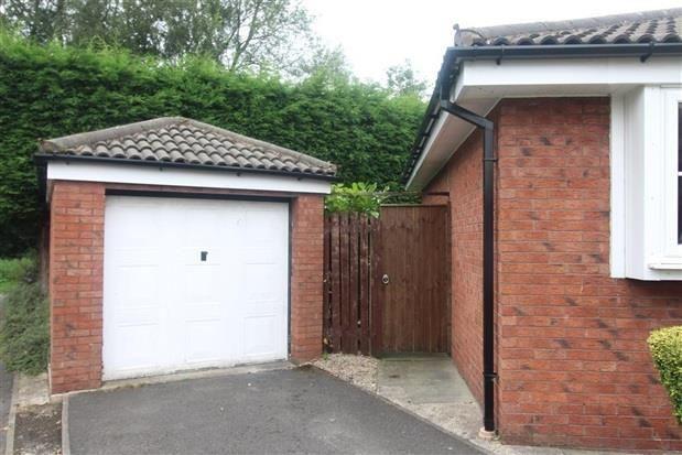 Detached Garage of Edward Street, Preston PR5