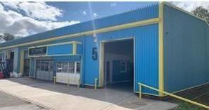 Thumbnail Warehouse to let in Unit 5, Phoenix Business Park Lion Way, Enterprise Park, Swansea, Swansea