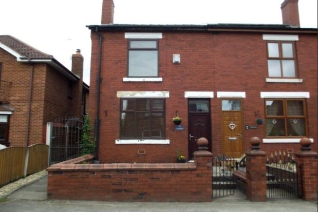 Thumbnail Semi-detached house to rent in Warrington Road, Glazebury, Warrington