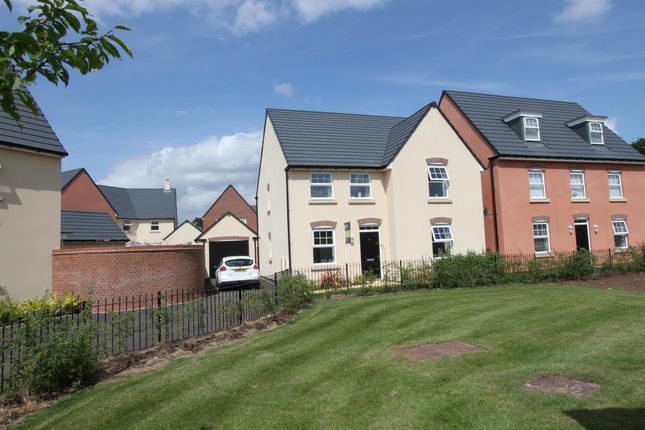 Thumbnail Detached house for sale in Ternata Drive, Monmouth