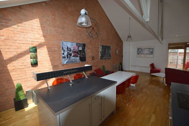 Thumbnail Duplex To Rent In The Depot Electric Wharf Coventry