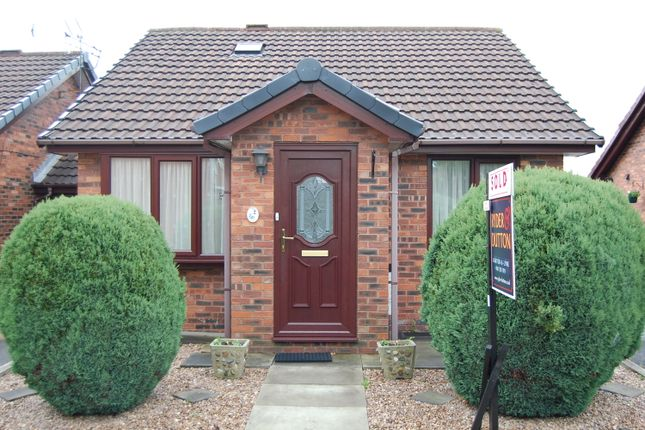 Thumbnail Detached bungalow to rent in Pickford Court, Pickford Lane, Dukinfield