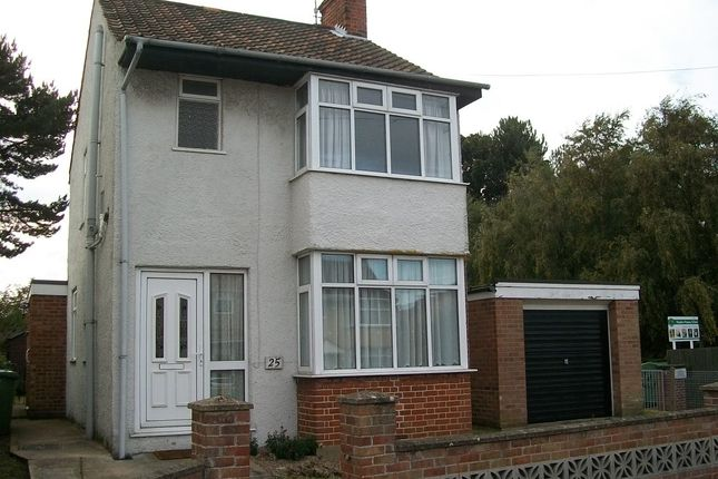 Thumbnail Detached house to rent in Enstone Road, Lowestoft