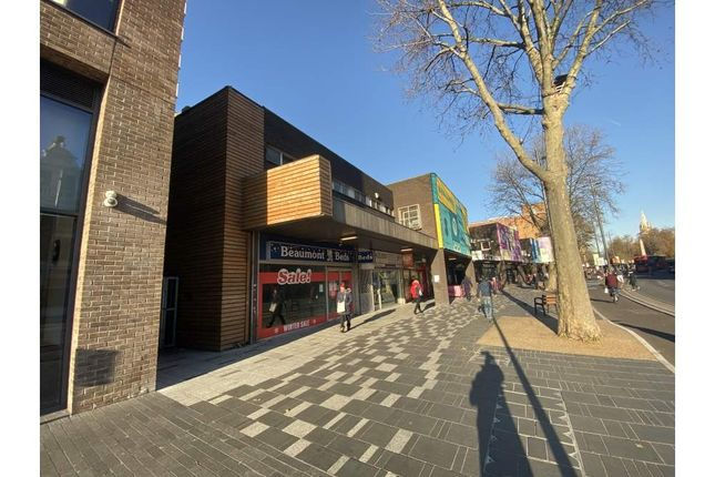 Thumbnail Retail premises to let in 4 The Broadway, London