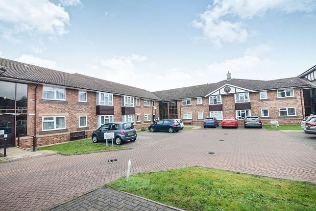 Thumbnail Flat for sale in Wyre Mews The Village, Haxby, York