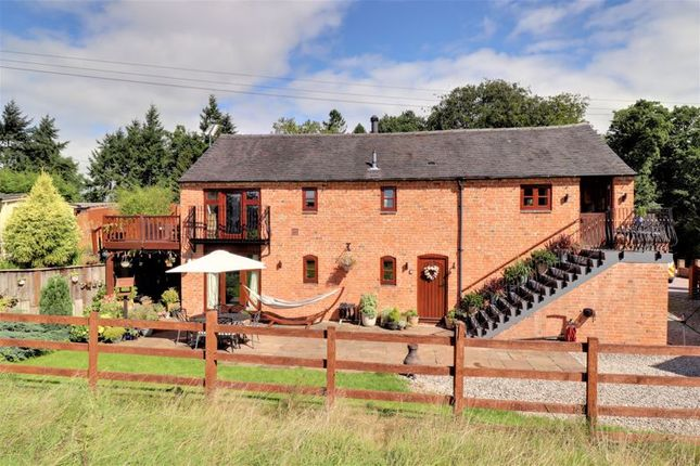 3 bed barn conversion for sale in Fradswell, Stafford ST18