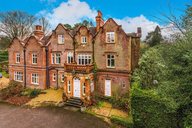Thumbnail Detached house for sale in Churt Road, Hindhead, Surrey