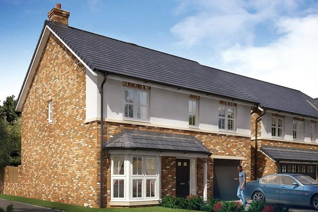 "Thumbnail Detached house for sale in ""The Rosebury"" at Elms Way, Yarm"