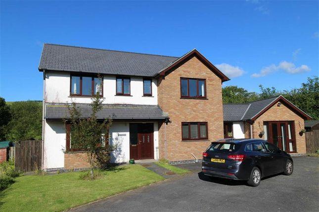 Thumbnail Detached house for sale in Clos-Y-Llan, Lledrod, Aberystwyth