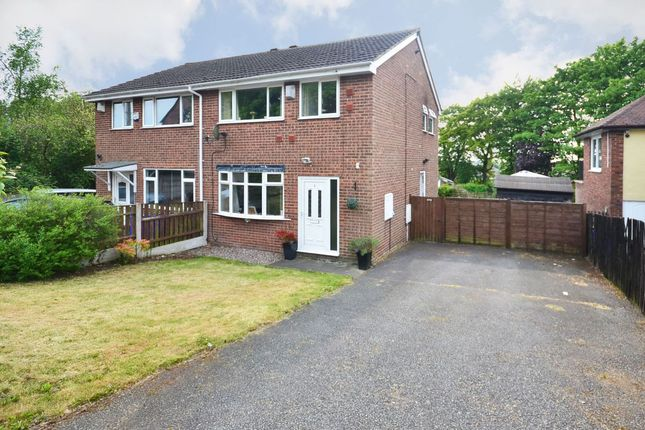 3 bed semi-detached house for sale in Box Lane, Meir