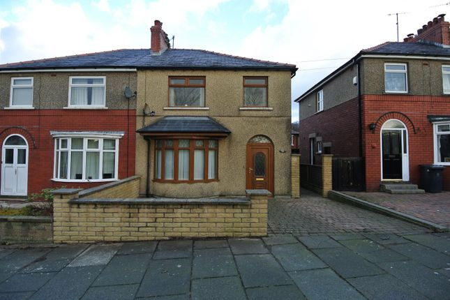 Thumbnail Semi-detached house to rent in Bowerham Road, Lancaster
