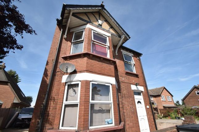 Thumbnail Flat to rent in Grange Avenue, Leagrave, Luton