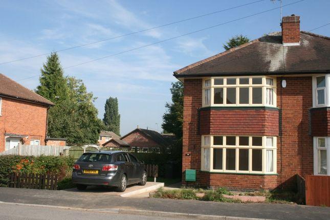 Kendon Avenue, Sunnyhill, Derby DE23