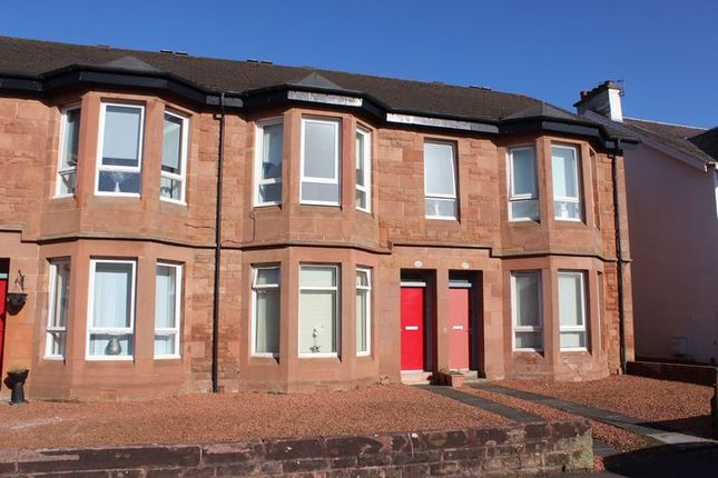 Thumbnail Flat for sale in Manse Road, Motherwell