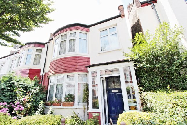 Thumbnail End terrace house for sale in Kitchener Road, London