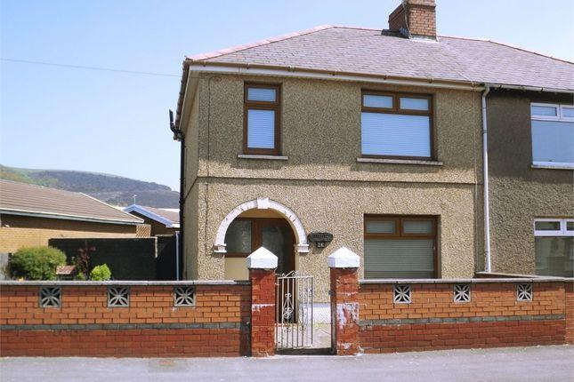Thumbnail Semi-detached house for sale in Addison Road, Aberavon, Port Talbot, West Glamorgan
