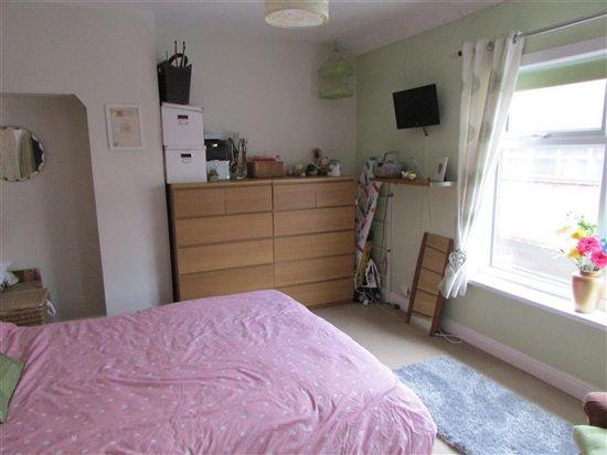Bedroom of Eldon Street, Preston PR2