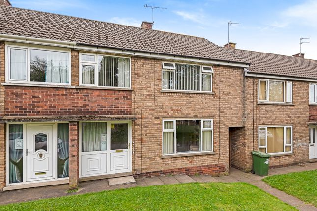 Thumbnail Terraced house for sale in Chaucer Avenue, Scunthorpe
