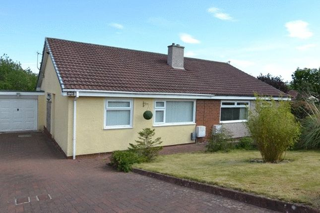 Thumbnail Semi-detached bungalow for sale in St. Andrews Gardens, Dalry