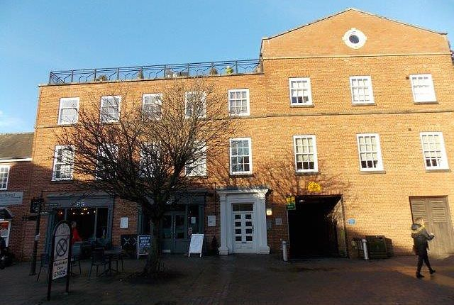 Thumbnail Flat to rent in Dominium Court, Wade Street, Lichfield