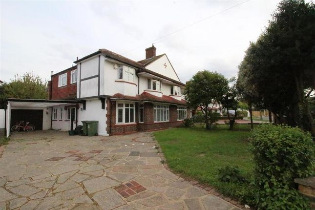 Thumbnail Property for sale in Braundton Avenue, Sidcup