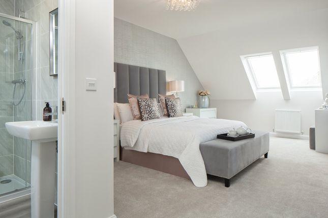 "Thumbnail Semi-detached house for sale in ""Woodbridge"" at Marsh Lane, Harlow"