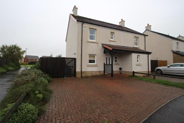 Thumbnail Semi-detached house for sale in Coxswain Drive, Troon, South Ayrshire