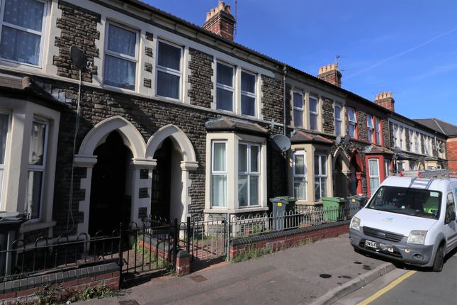 Thumbnail Terraced house for sale in Ninian Park Road, Cardiff