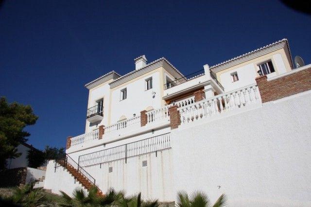 Csr (6) of Spain, Málaga, Frigiliana, Cortijos De San Rafael