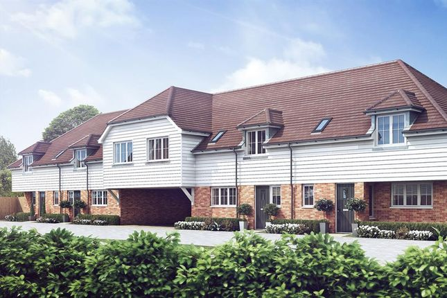 Thumbnail End terrace house for sale in Blackberry Lane, Charing, Kent