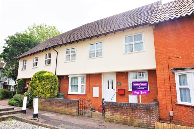 Thumbnail Terraced house for sale in Crouch Street, Basildon