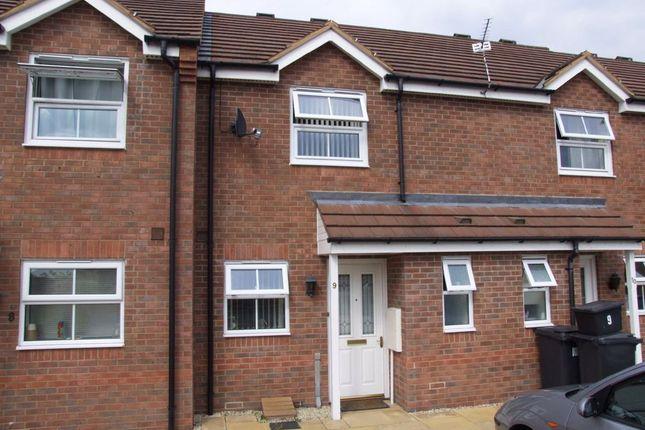 2 bed terraced house to rent in Lamplighters Walk, Trowbridge, Wiltshire BA14