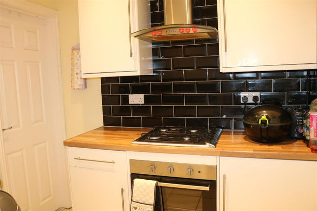 Thumbnail Terraced house for sale in Cwrt Coch Street, Aberbargoed, Bargoed