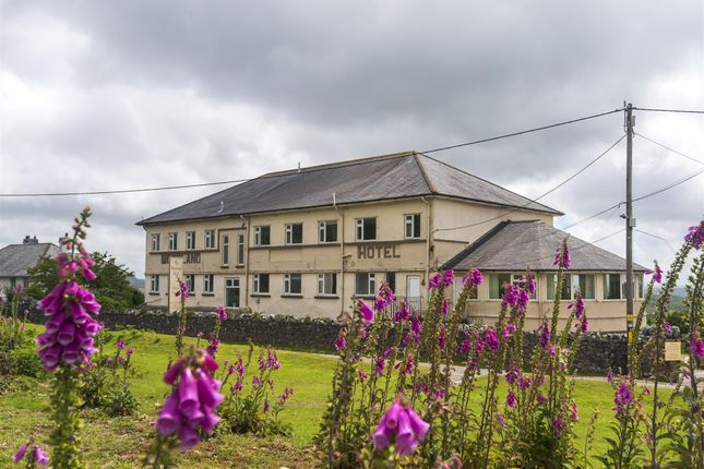 Thumbnail Hotel/guest house for sale in Wotter, Plymouth