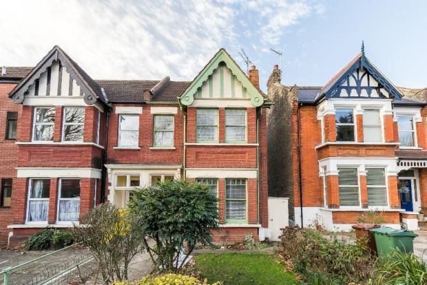 Thumbnail Terraced house to rent in The Avenue, Highams Park, London