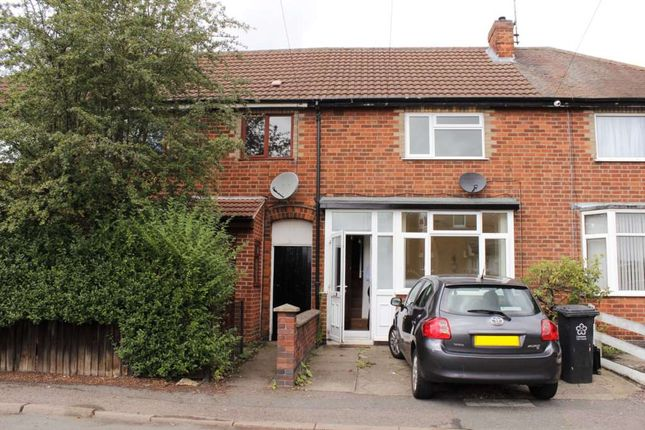 Thumbnail Terraced house to rent in Bath Street, Belgrave, Leicester