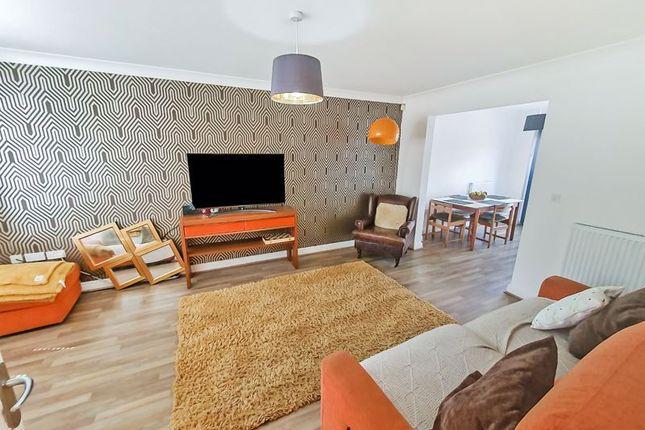 Lounge of Silverdale Close, Bury BL9