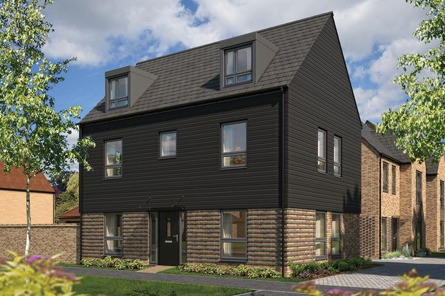 "Thumbnail Detached house for sale in ""The Mulberry"" at Station Road, Longstanton, Cambridge"