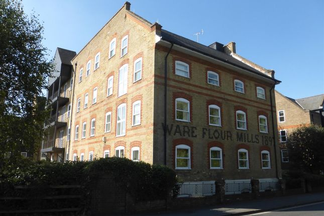 Thumbnail Flat to rent in Millacres, Station Road, Ware, Herts