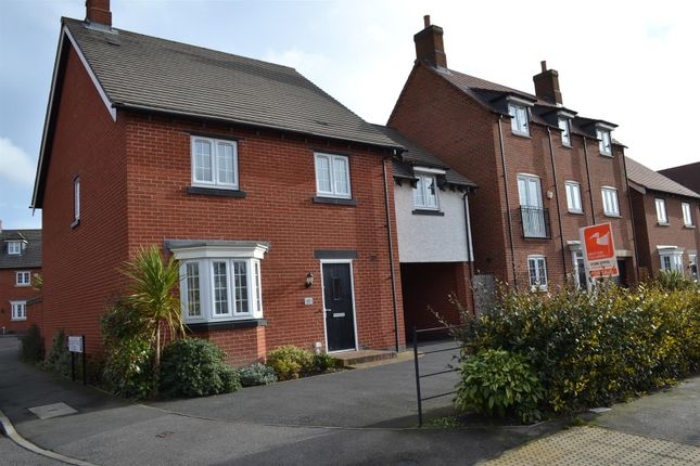 4 bed detached house for sale in Brunel Way, Church Gresley, Swadlincote