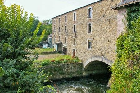 Thumbnail Commercial property for sale in St-Martin-De-Jussac, Haute-Vienne, France